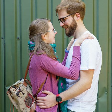Amy Romaniuk & Robert Walker