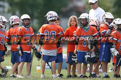 6/14/2008 - 3rd Grade Boys - Garden City White vs. Manhasset