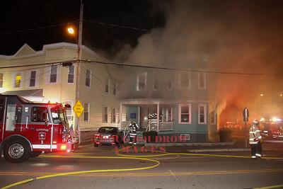 Belmont, MA - 3rd Alarm, 52 Grove Street, 2-26-17