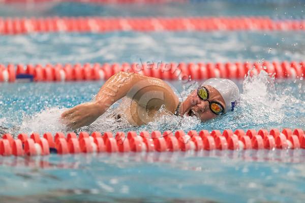 Wheaton College Invitational Swim Meet- Friday Prelims, November 30, 2018