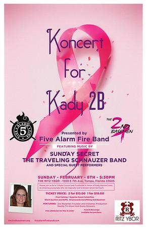 Koncert for Kady