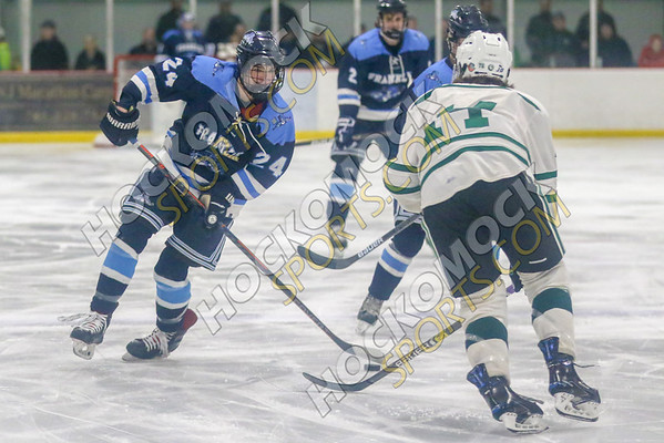 Canton-Franklin Boys Hockey - 01-25-20