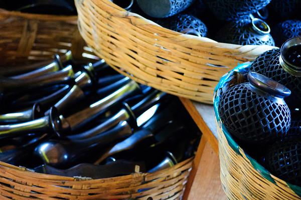 Black Pottery - San Bartolo Coyotepec