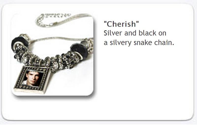 Portrait Necklace - Cherish -  $35