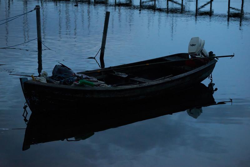 Den lille båd
