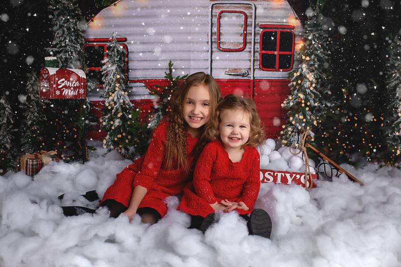 Olivia & Amelia