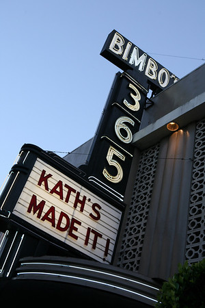 Kath's Made It!- Bimbo's