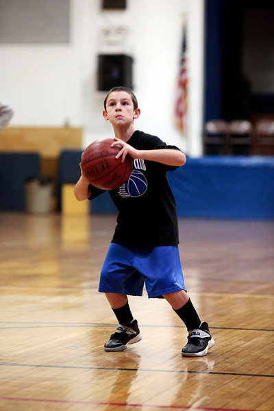 Free Throw Competition-011814