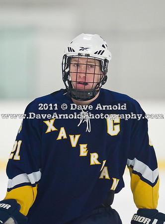 2/5/2011 - Boys Varsity Hockey - Xaverian vs St. John's Prep