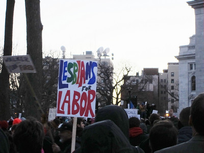 Madison Protests - 2011