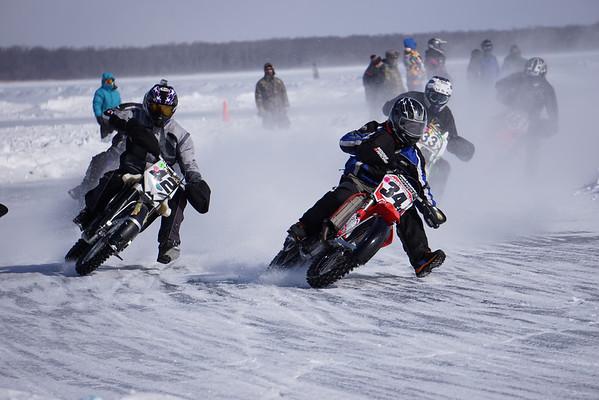 AMA Ice racing championship - Koshkonong
