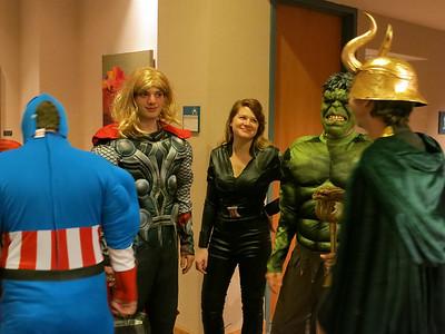 2012-11-17 Marvel Movie Madness