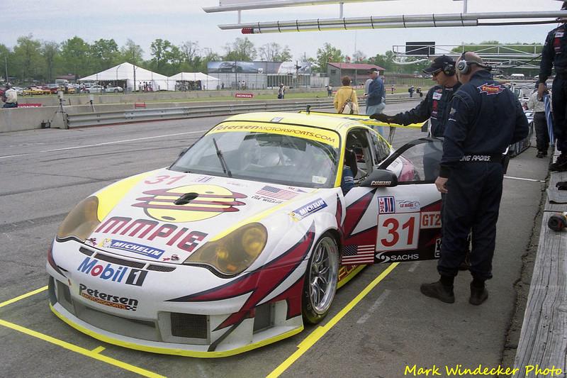 GT2-Petersen Motorsports/White Lightning Racing