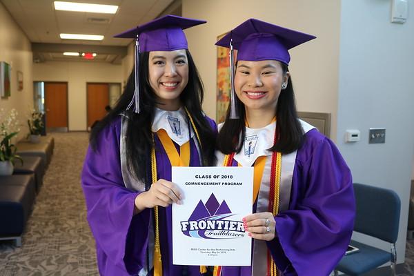2018 Frontier High School Graduation