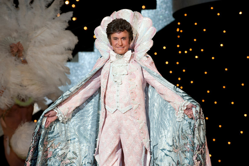 ". ""Behind the Candelabra\"""