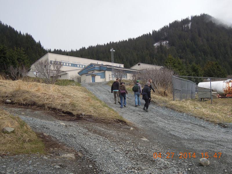 Nanwalek school