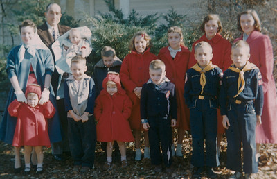 Ray & Marvel Family Pictures