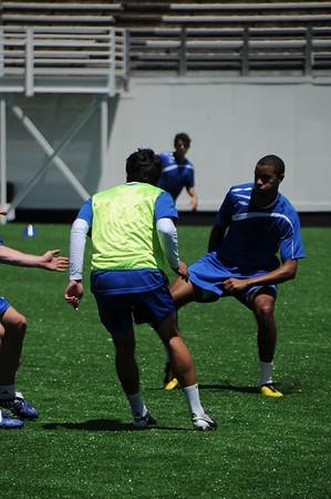 Orlando City Soccer Press Day @ Varsity Club 4-6-11