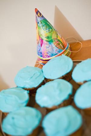 Clark's 1st Birthday