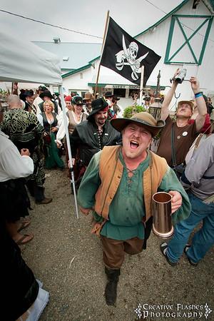 Pirate Pub Raid
