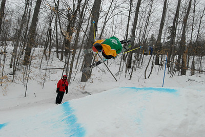 Slopestyle Big Air - Calabogie Timber Tour