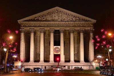 Paris, Le Louvre, La Madeleine 2013