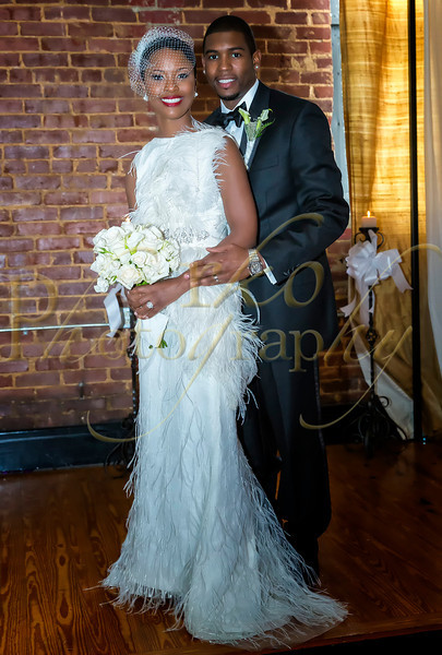 Jamie & Terrence - A Love Story turns into a Special Wedding Day for 2 Special People