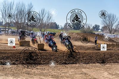 Race 17 2 Stroke/Supermini