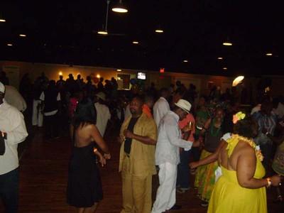 Triple B Caribbean Nights Cabaret