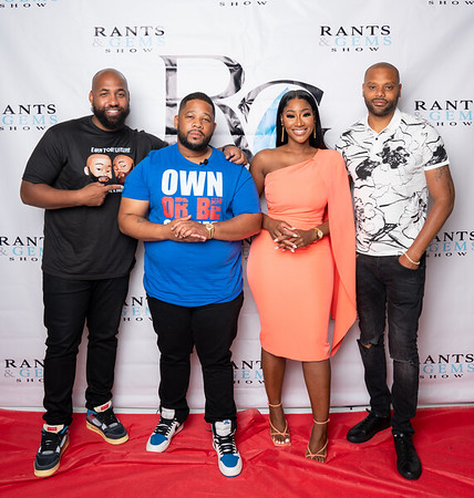 Rants & Gems Live Podcast 7/2/2021 - Attendees