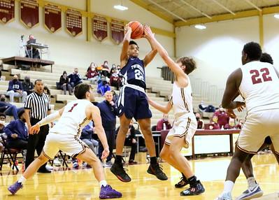 20210129 Boys Basketball - Twinsburg v Stow