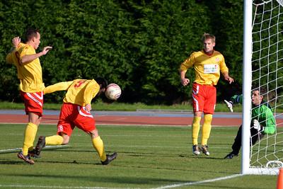 Wigan Robin Park (a) W 4-2