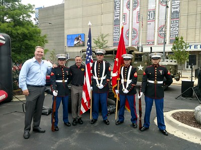 2018-06-27 BBQ for the Troops United Center