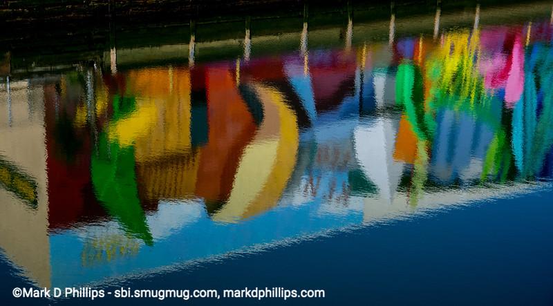 Gowanus Canal: Reflections
