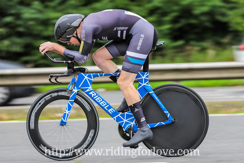 RTTC National 10 mile TT (Men) Irvine Scotland 2nd September 2018