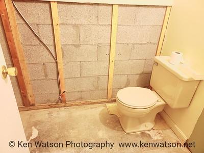 Unit 48 Bathroom update