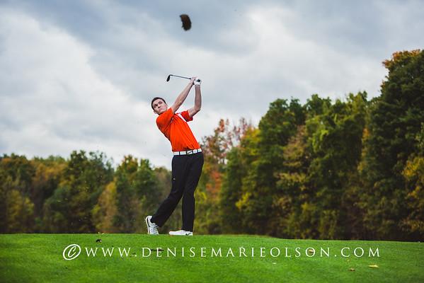 Wellsville HS Golf - Stone Skeeter