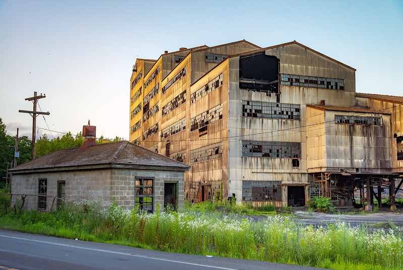 Coal Industry Decay