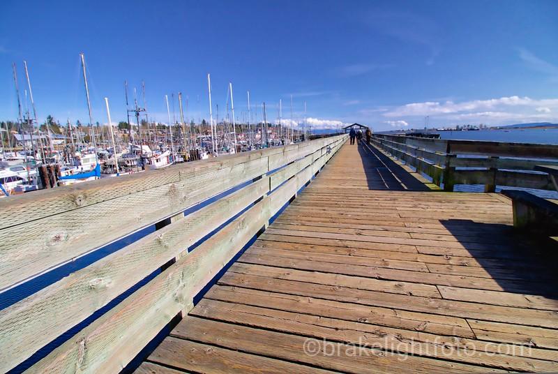 Fisherman's Wharf Boardwalk