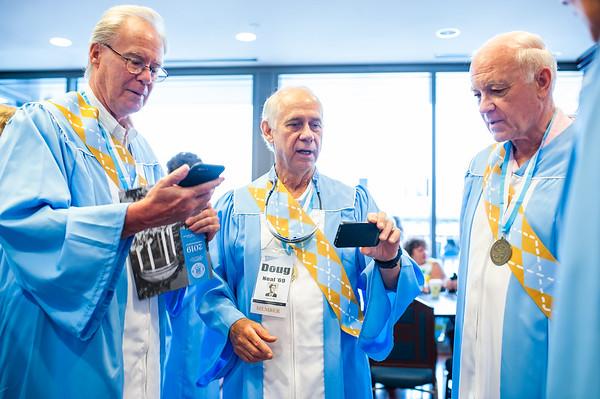 UNC Reunion 2019 - '69 processional