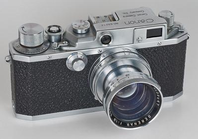 Canon III - 1951
