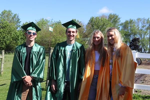 Morgan Township High School Graduation 2020