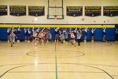 Boys/Girls Bball and Cheering