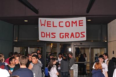 DHS 2011 Grad Night - 09 June 2011