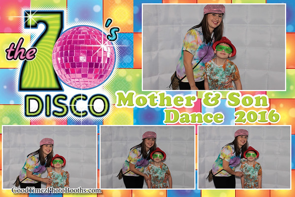 Mother Son Dance 2016