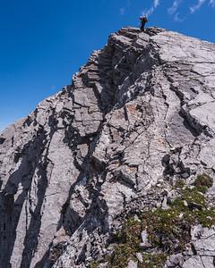 2018-06-02 Mt Baldy (West/South summits)