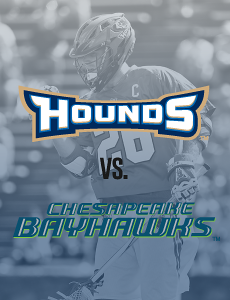 Bayhawks @ Hounds (8/6/16)