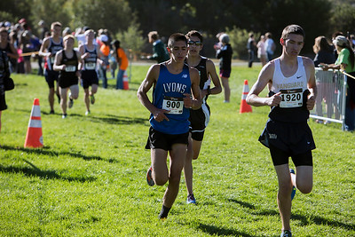 2016 St Vrain Cross Country Invitational
