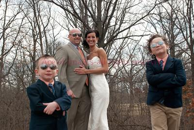 Emerick Hancock Wedding