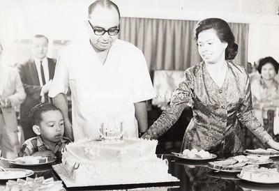 1967 - SAMBUTAN HARI JADI TUN ABD. RAZAK BIN HUSSIEN